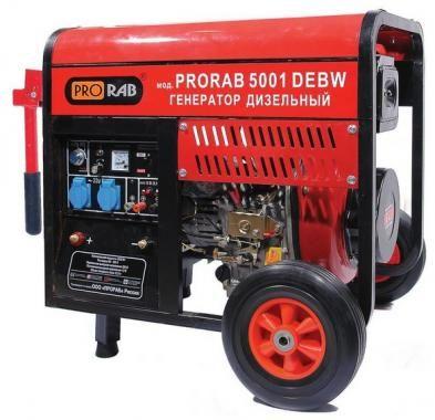 Prorab 5001 DEBW