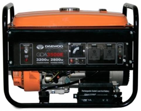 Daewoo GDA 3500E