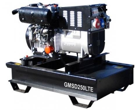 GMGen Power Systems GMSD250LTE