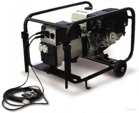 Gesan GS 170 AC V rope