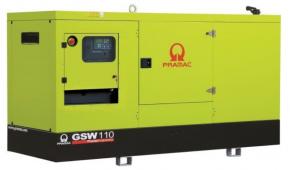 Pramac GSW110P в кожухе