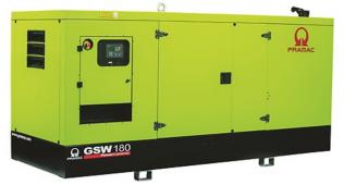 Pramac GSW180P в кожухе
