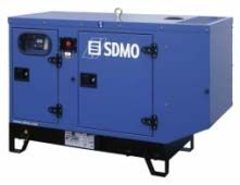 SDMO K17M в шумозащитном кожухе