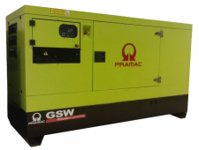 Pramac GSW80P в кожухе