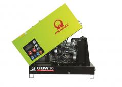 Pramac GBW10Y (230 V, Mecc Alte) в кожухе