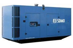 SDMO V650C2 в кожухе