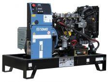 SDMO K16 без шумозащитного кожуха