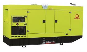 Pramac GSW340P в кожухе