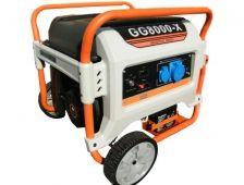 REG E3 POWER GG8000-X Gaz