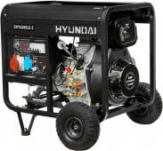 Hyundai DHY6000LE-3