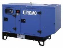 SDMO K12M в шумозащитном кожухе