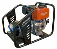 GMGen Power Systems GMY4500E
