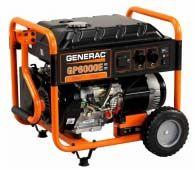 Generac GP 6000E