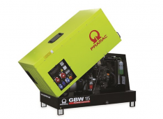 Pramac GBW15Y (230 V) в кожухе
