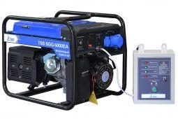 ТСС SGG 6000 EA с АВР