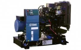 SDMO J22 без шумозащитного кожуха