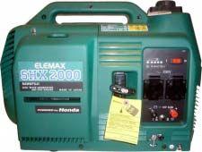 Elemax SHX 2000-R