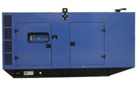 SDMO D300 в шумозащитном кожухе