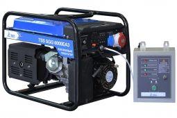 ТСС SGG 6000 E3A с АВР