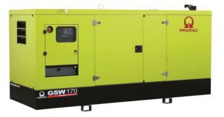 Pramac GSW165P в кожухе