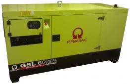Pramac GSL65D в кожухе