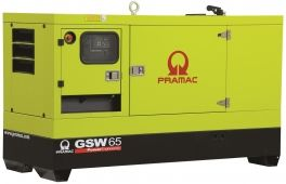 Pramac GSW65P в кожухе
