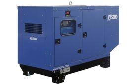 SDMO J110K в шумозащитном кожухе