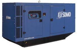SDMO J130K в шумозащитном кожухе