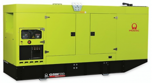 Pramac GSW550P в кожухе
