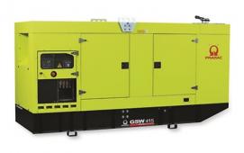 Pramac GSW415P в кожухе