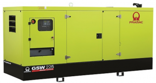 Pramac GSW225I в кожухе