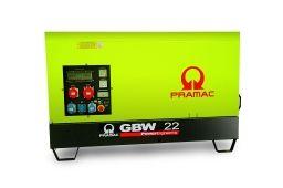 Pramac GBW22Y (400 V, Mecc Alte) в кожухе
