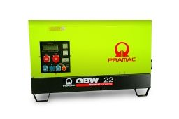 Pramac GBW22P (400 V) в кожухе