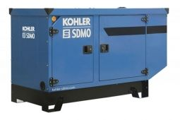 SDMO K66 в кожухе