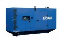SDMO V400C2 в шумозащитном кожухе