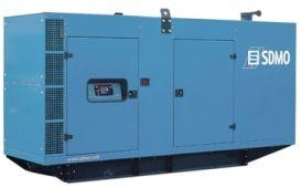 SDMO V350C2 в шумозащитном кожухе