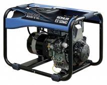 SDMO DIESEL 6000 E XL С5