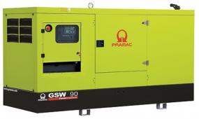 Pramac GSW90I в кожухе